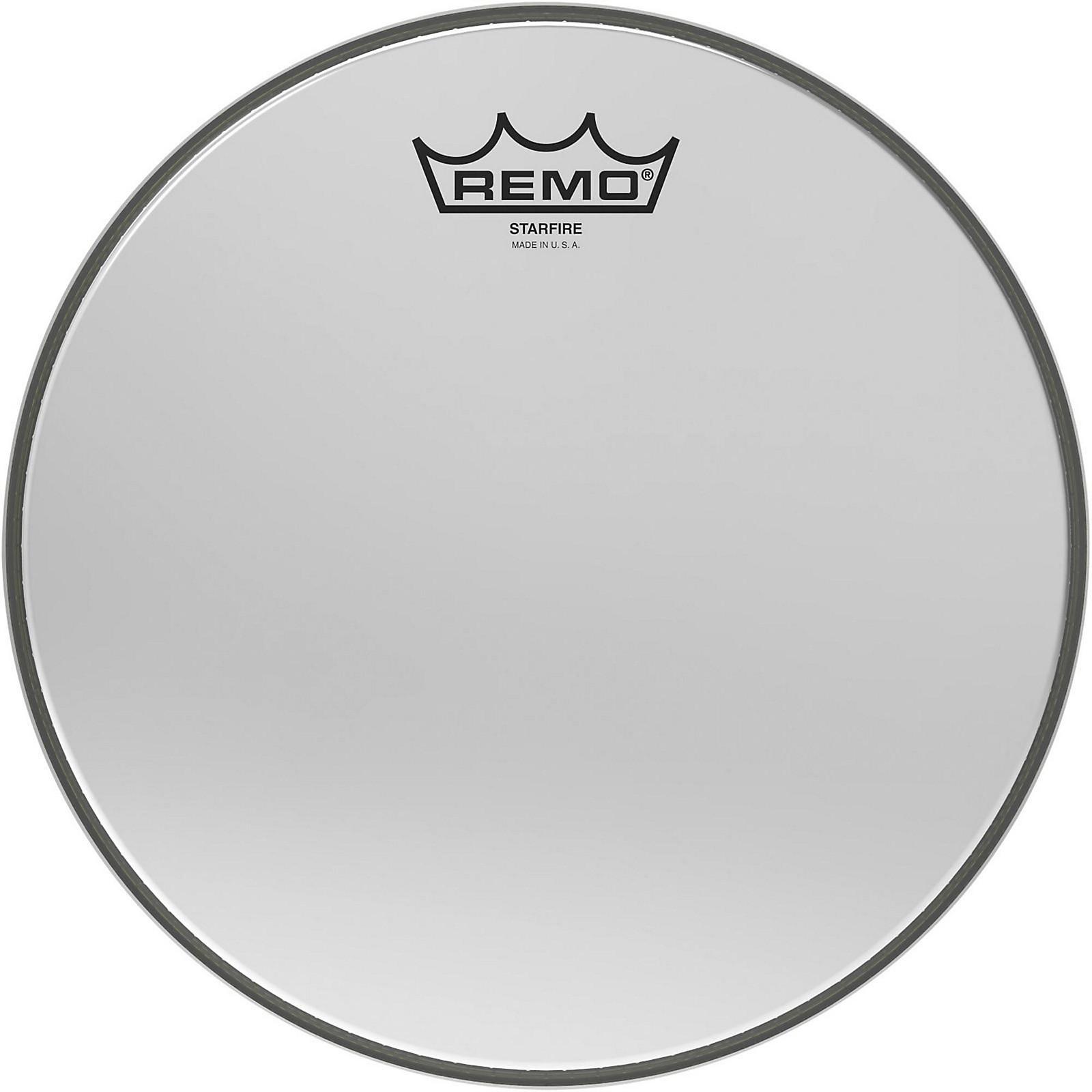 Remo Ambassador Starfire Chrome Tom Head