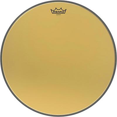 Remo Ambassador Starfire Gold Bass Drumhead