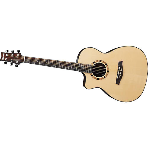 Ibanez Ambience Series A100LE Left-Handed Acoustic-Electric Guitar