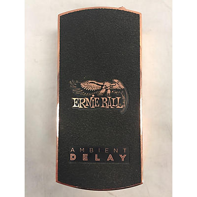 Ernie Ball Ambient Expression Delay Effect Pedal