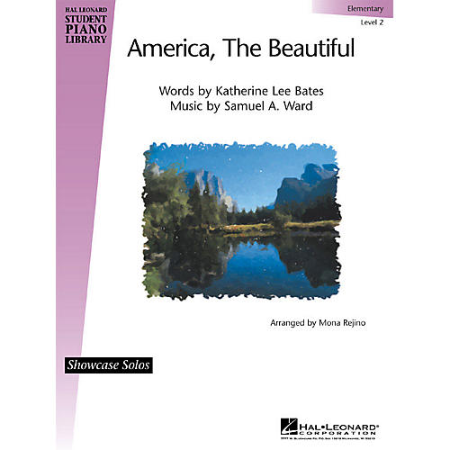 Hal Leonard America, the Beautiful Piano Library Series (Level Elem)