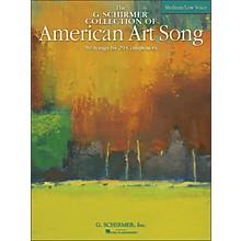 G. Schirmer American Art Song Medium /Low - The G Schirmer Collection