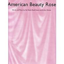 Music Sales American Beauty Rose Music Sales America Series
