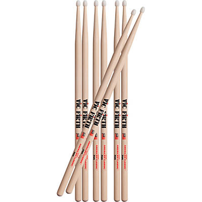 Vic Firth American Classic 7AN Drum Sticks—Buy 3 Pairs, Get 1 Free