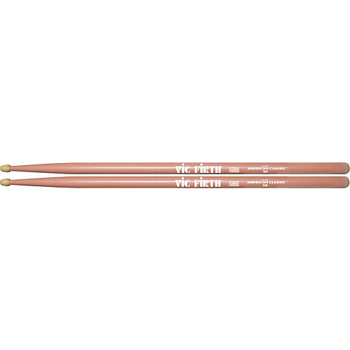 Vic Firth American Classic Drumsticks, Pink