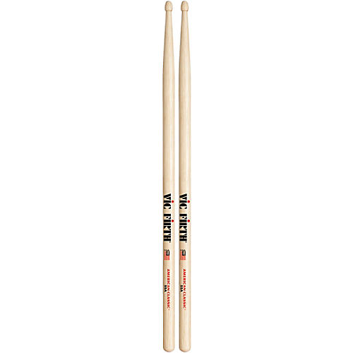 Vic Firth American Classic Hickory Drum Sticks Wood 55A