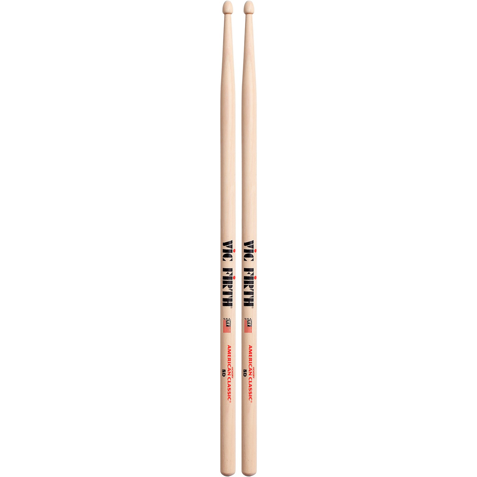 Vic Firth American Classic Hickory Drum Sticks