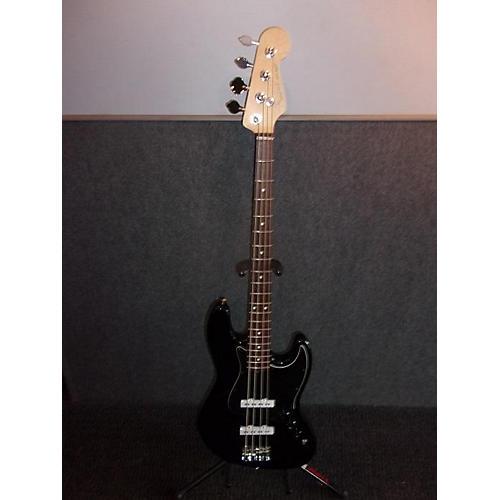 Fender American Deluxe Jazz Bass Electric Bass Guitar Black