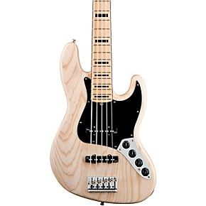 fender american deluxe jazz bass v 5-string electric bass | musician's  friend