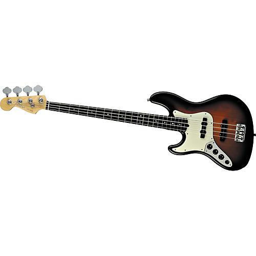Fender American Deluxe Left-Handed Jazz Bass