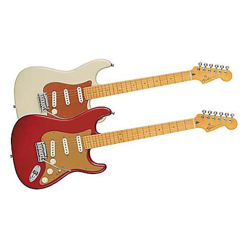 Fender American Deluxe Strat V-Neck Electric Guitar
