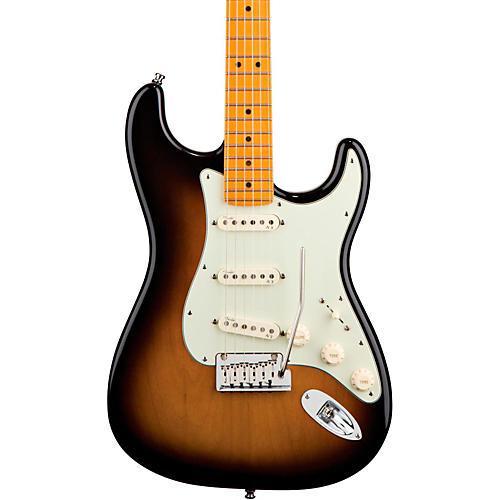 Fender American Deluxe Stratocaster V Neck Electric Guitar