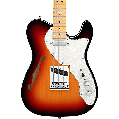 fender american deluxe telecaster thinline musician 39 s friend. Black Bedroom Furniture Sets. Home Design Ideas