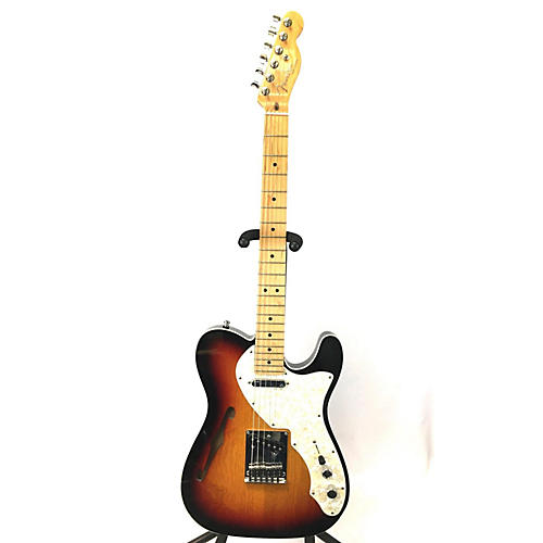 American Deluxe Telecaster Thinline Hollow Body Electric Guitar