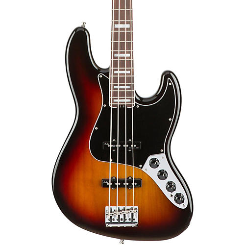 Fender American Elite Rosewood Fingerboard Jazz Bass