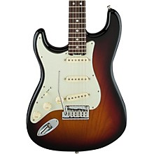 Open Box Fender American Elite Rosewood Stratocaster Left-Handed Electric Guitar