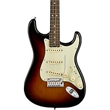 American Elite Stratocaster Ebony Fingerboard Electric Guitar 3-Color Sunburst
