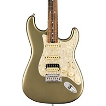 Open BoxFender American Elite Stratocaster HSS Shawbucker Ebony Fingerboard Electric Guitar
