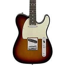 American Elite Telecaster Ebony Fingerboard Electric Guitar 3-Color Sunburst