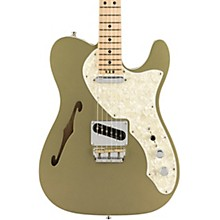 Open BoxFender American Elite Telecaster Thinline Maple Fingerboard Electric Guitar