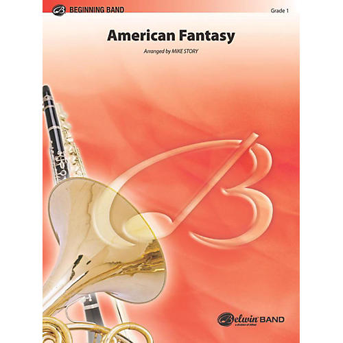 Alfred American Fantasy (based on