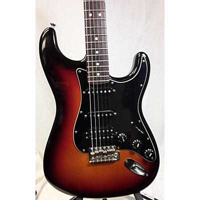 Fender American Fat Stratocaster Texas Special Solid Body Electric Guitar