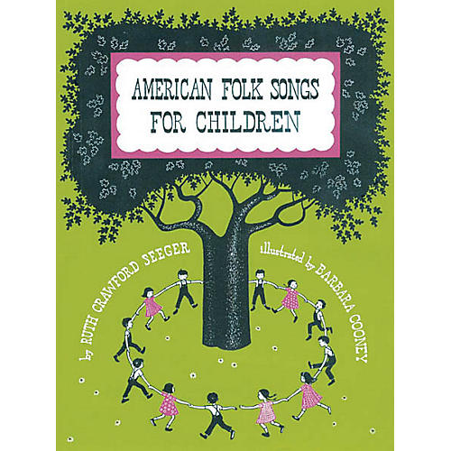 Music Sales American Folk Songs for Children Music Sales America Series Softcover