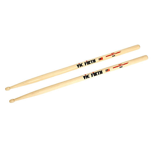 Vic Firth American Hickory 55A 3-Pack Drumsticks w/Free Pair Of George Kollias Signature Sticks