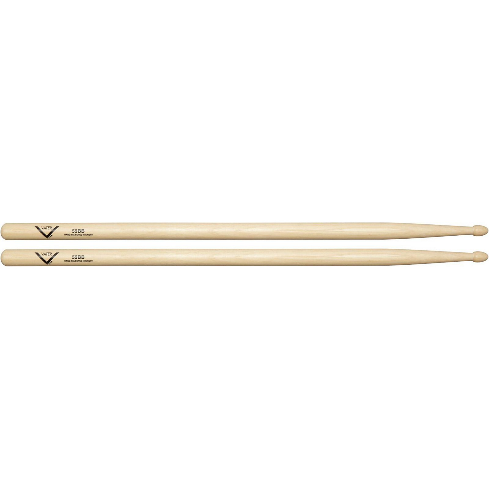 Vater American Hickory 55BB Drumsticks