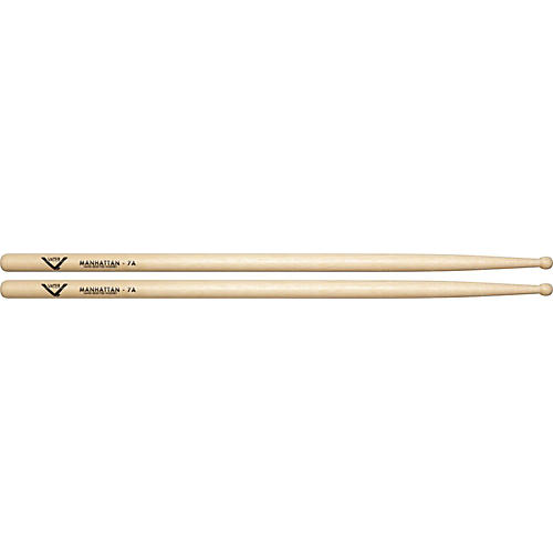 Vater American Hickory 7A Drumsticks Wood