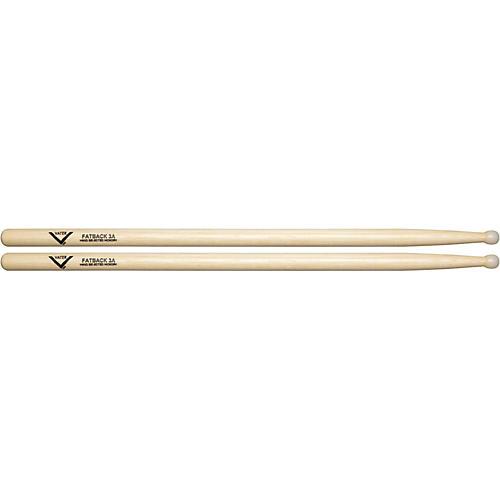 Vater American Hickory Fatback 3A Drum Sticks