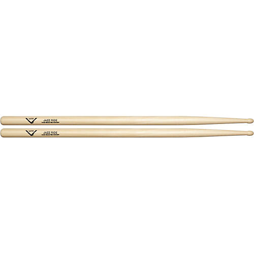 Vater American Hickory Jazz Ride Drumsticks