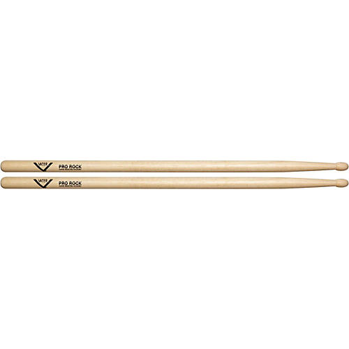Vater American Hickory Pro Rock Drum Sticks