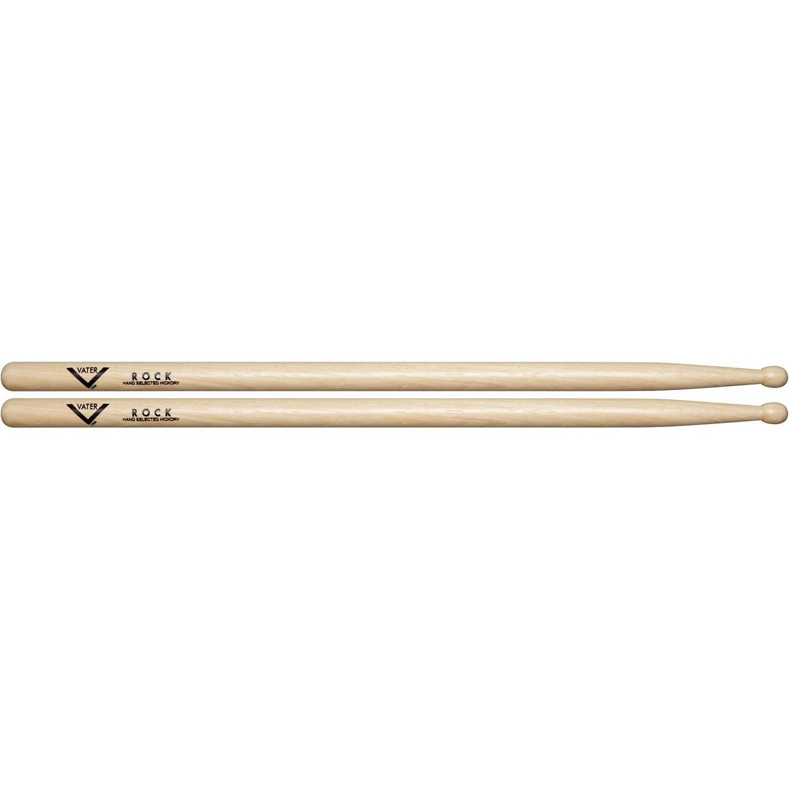 Vater American Hickory Rock Drumsticks