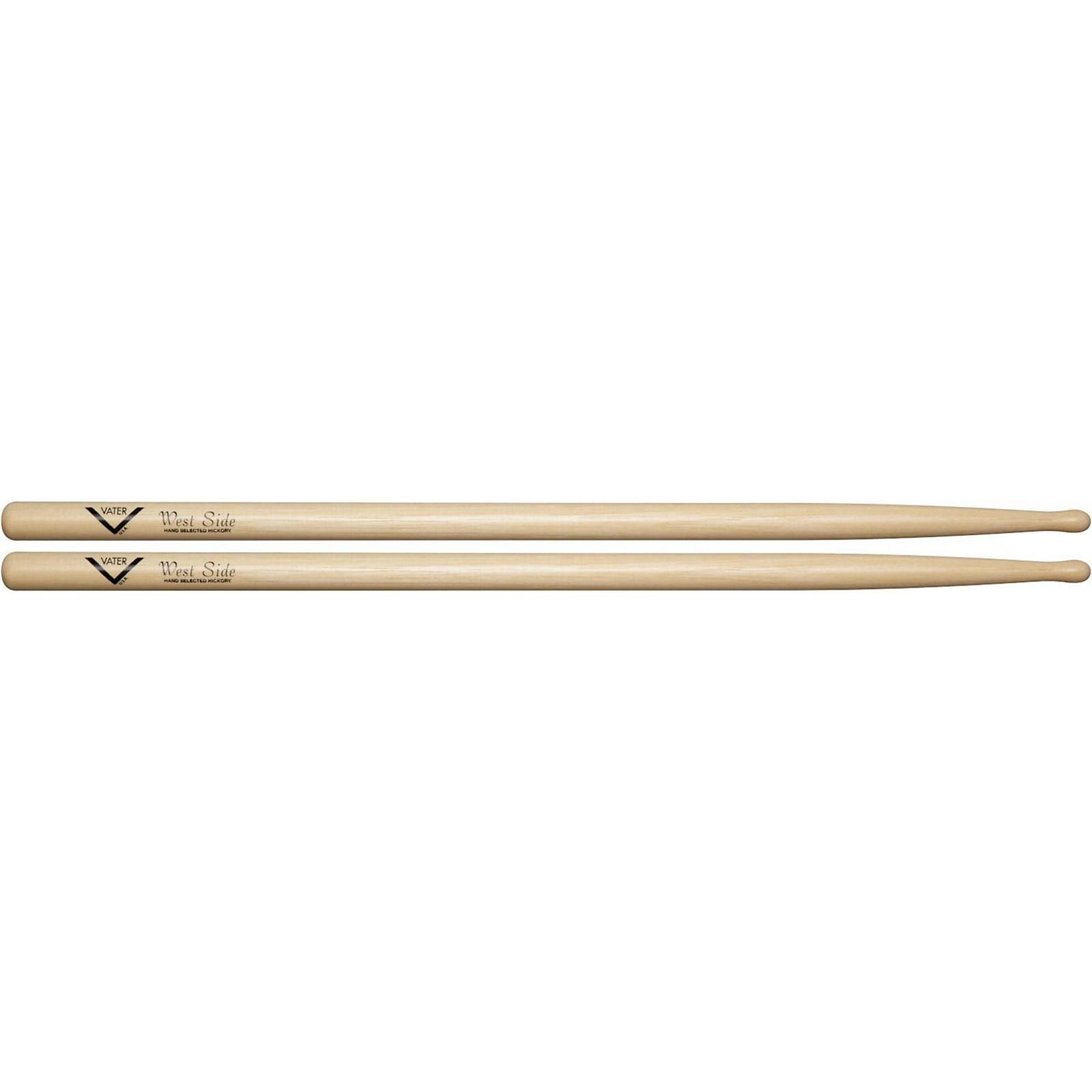 Vater American Hickory West Side Drumsticks