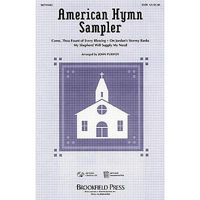 Brookfield American Hymn Sampler (Medley) IPAKB Arranged by John Purifoy