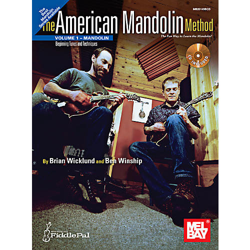 Mel Bay American Mandolin Method Volume 1