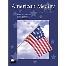 SCHAUM American Medley (NFMC 2016-2020 Federation Festivals Bulletin) Educational Piano Book (Level Upper Int)