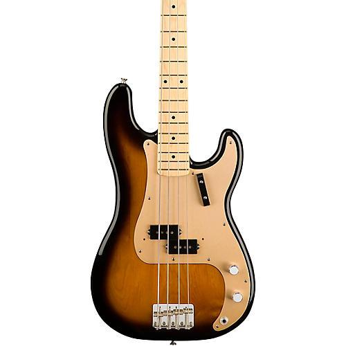 Fender American Original '50s Precision Bass Maple Fingerboard 2-Color Sunburst
