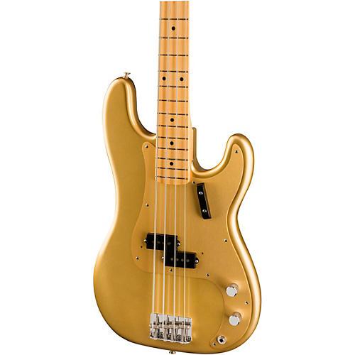 Fender American Original '50s Precision Bass Maple Fingerboard Aztec Gold