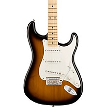 American Original '50s Stratocaster Maple Fingerboard Electric Guitar 2-Color Sunburst