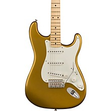 American Original '50s Stratocaster Maple Fingerboard Electric Guitar Aztec Gold