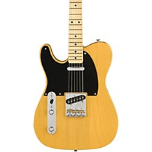 Fender American Original '50s Telecaster Left-Handed Maple Fingerboard Electric Guitar