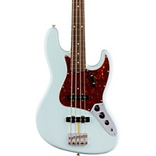American Original '60s Jazz Bass Rosewood Fingerboard Sonic Blue