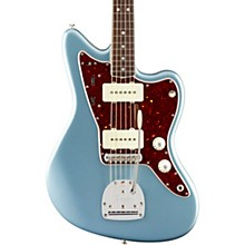 American Original '60s Jazzmaster Rosewood Fingerboard Electric Guitar Ice Blue Metallic