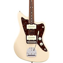 American Original '60s Jazzmaster Rosewood Fingerboard Electric Guitar Olympic White