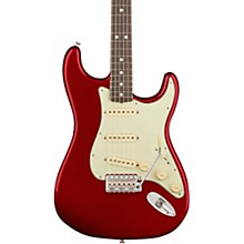 American Original '60s Stratocaster Rosewood Fingerboard Electric Guitar Candy Apple Red