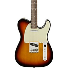 American Original '60s Telecaster Rosewood Fingerboard Electric Guitar 3-Color Sunburst