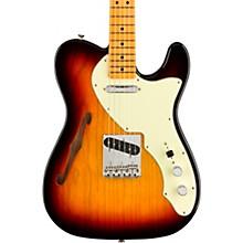 American Original '60s Telecaster Thinline Maple Fingerboard Electric Guitar 3-Color Sunburst