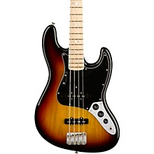 American Original '70s Jazz Bass Maple Fingerboard 3-Color Sunburst